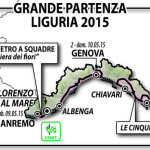 "Giro d'Italia: 2015 ""Grande partenza"" in Liguria"