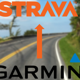 garmin connect strava