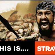 this is strava