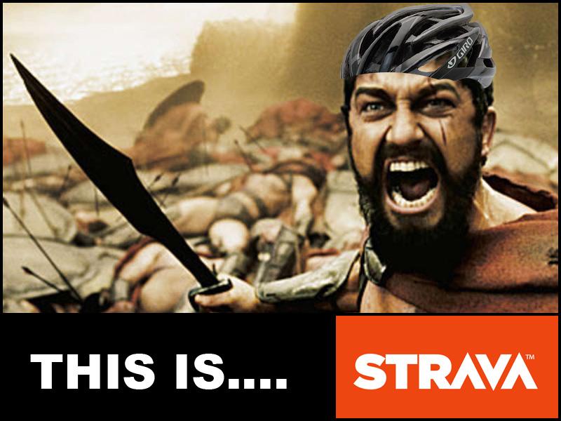 this is strava