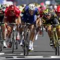 Potenza sviluppata dai velocisti al Tour